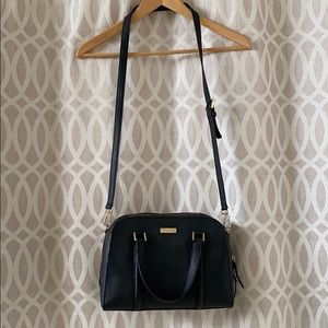 Kate spade black medium crossbody